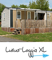 Luxus-Loggia XL